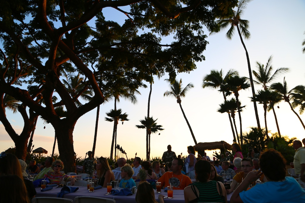 Luau at Hyatt Regency Maui Resort & Spa