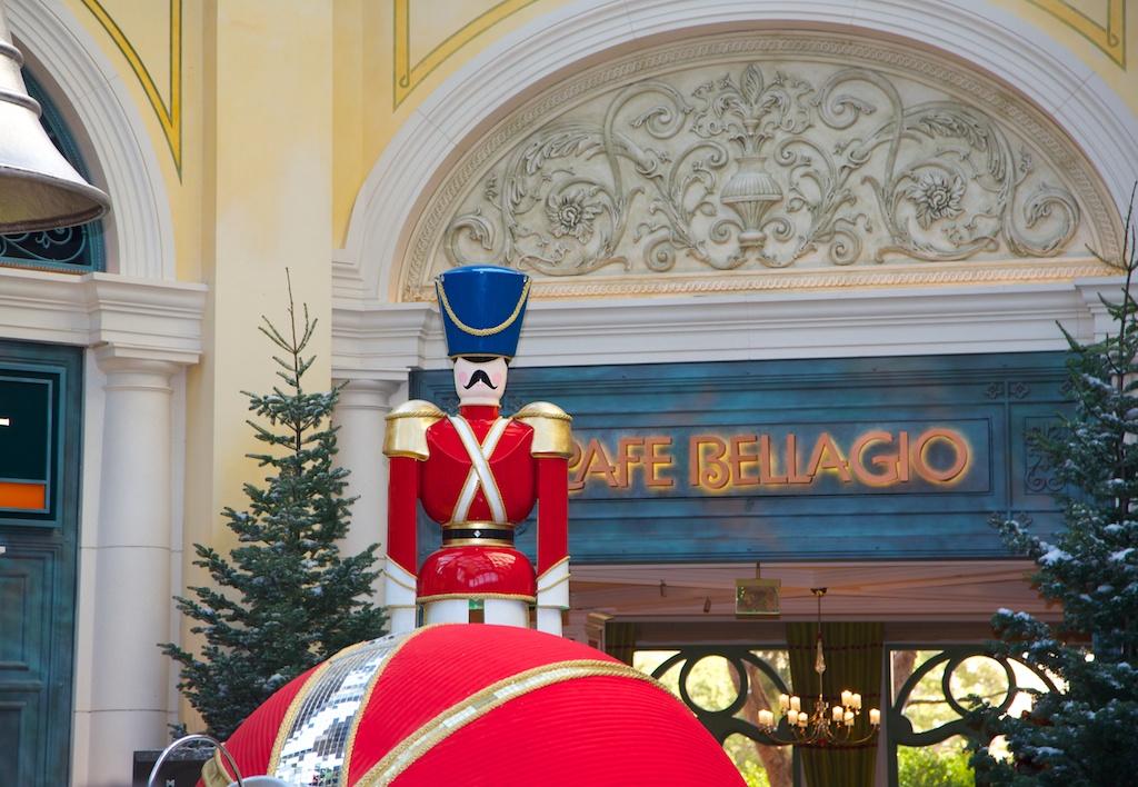 Christmastime in Vegas