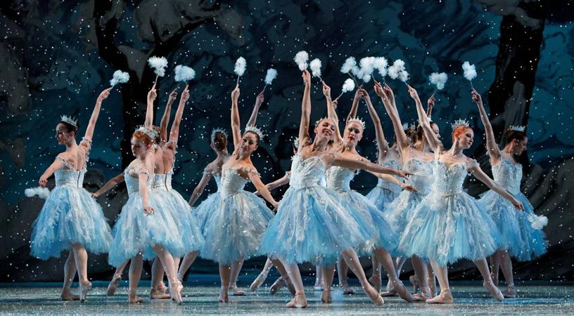 Image result for George Balanchine's ballet The Nutcracker