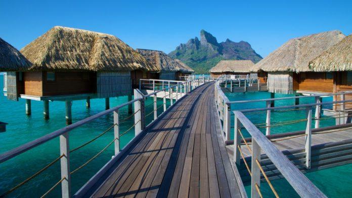 Four Seasons Resort Bora Bora in French Polynesia