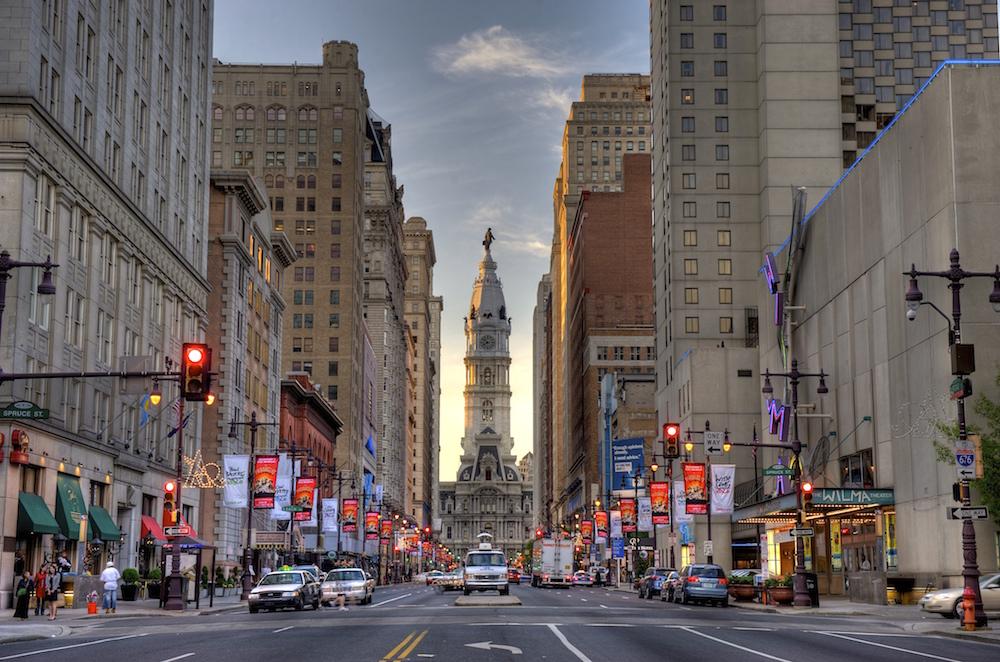 Shopping in Philadelphia Center City