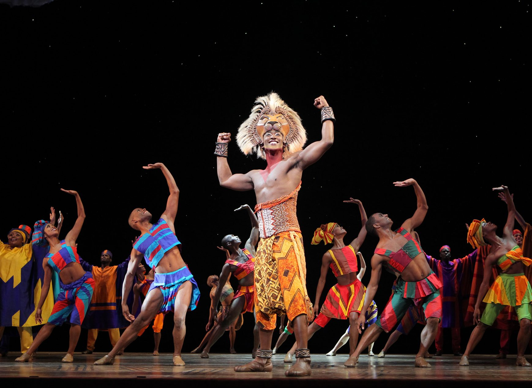 review  disney u0026 39 s the lion king  broadway on tour